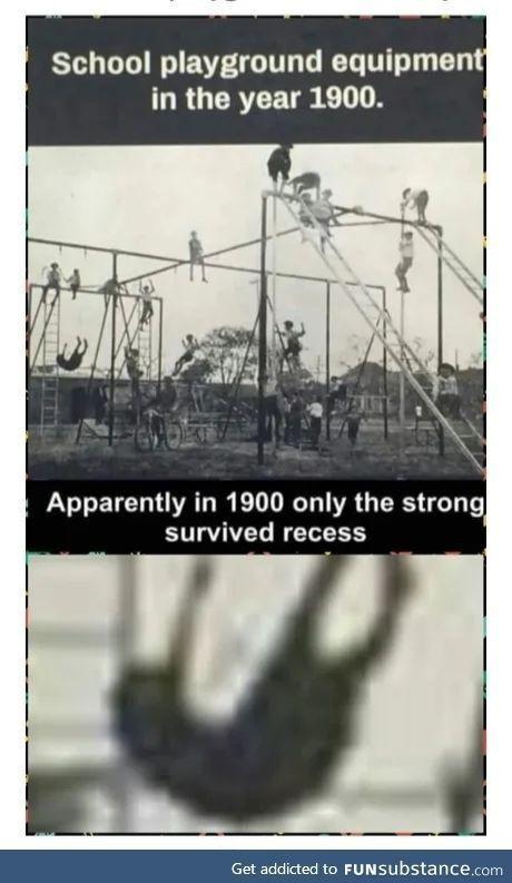 Seul les plus fort Survive - meme
