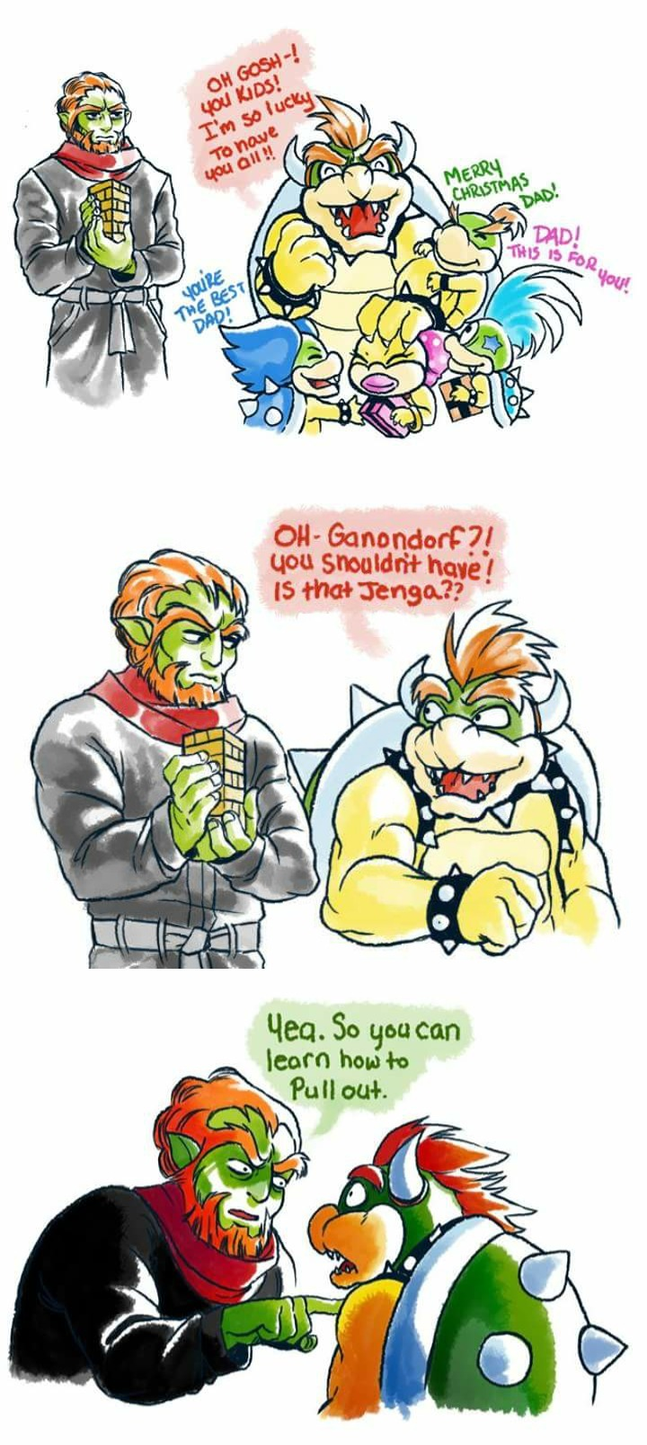 The Best Ganondorf Memes Memedroid