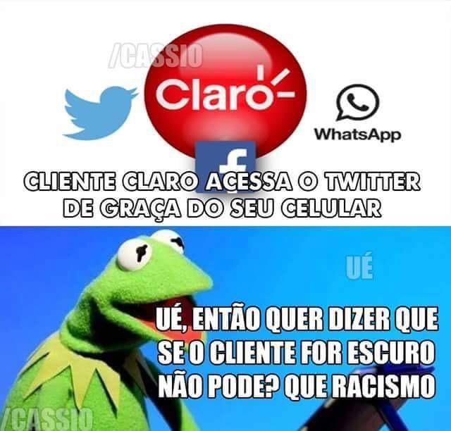 racismo - meme