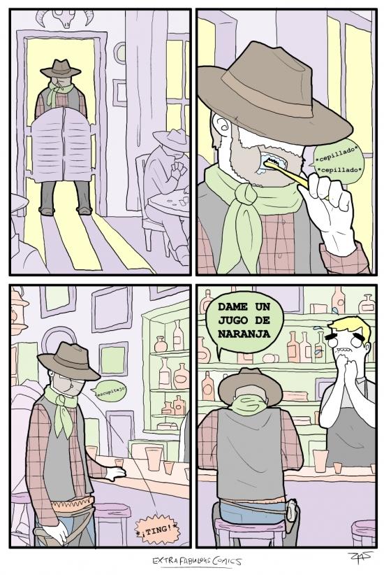 Vaquero - meme