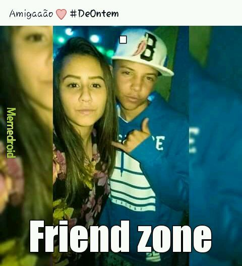 Friend zone - meme