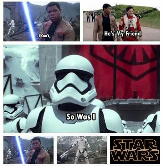 Civil Star Wars - meme