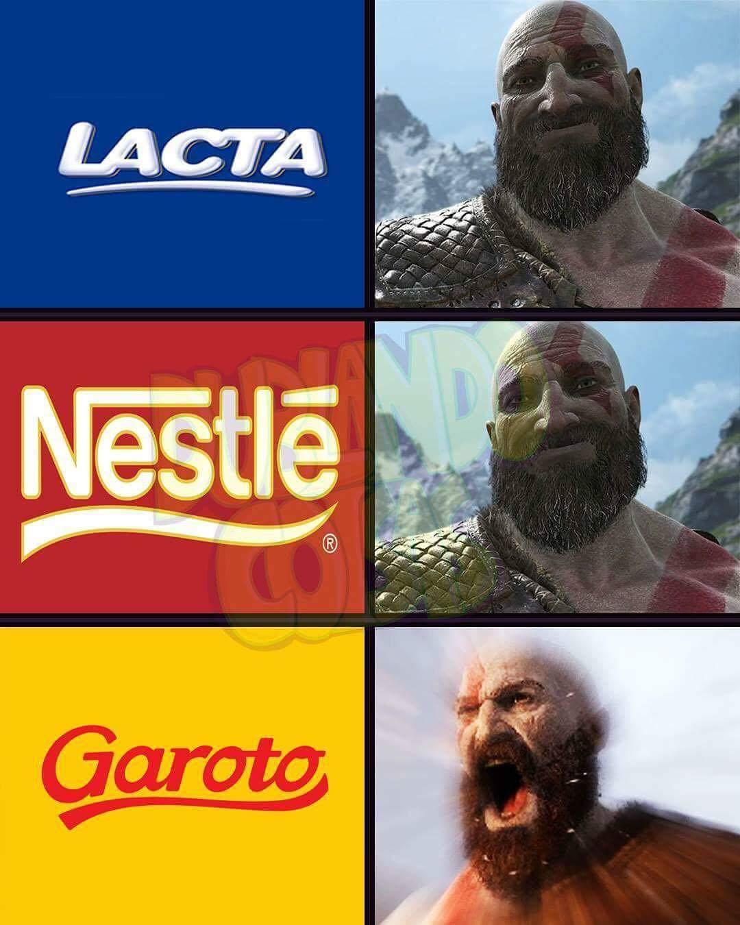 GAROTO - meme