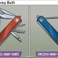 Knife meme