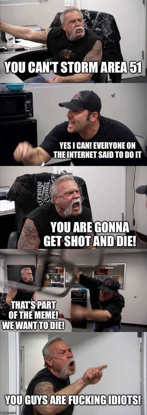 Area 51 nutshell - meme