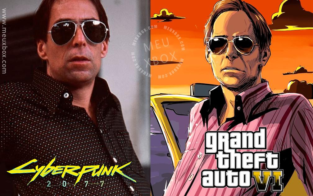 CyberPunk 2077 vs GTA VI - meme