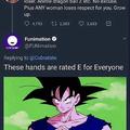 Goku's Racist