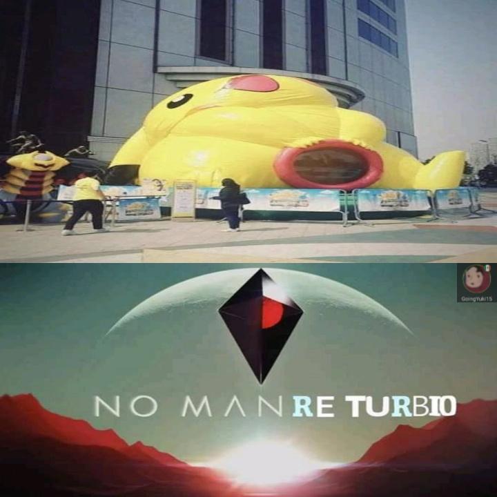 Se exito el pikachu - meme