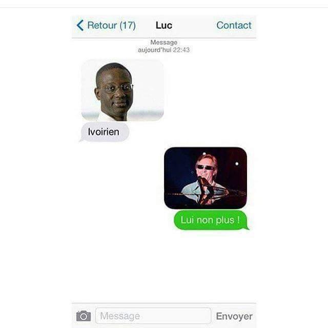 Jivoirien non plus