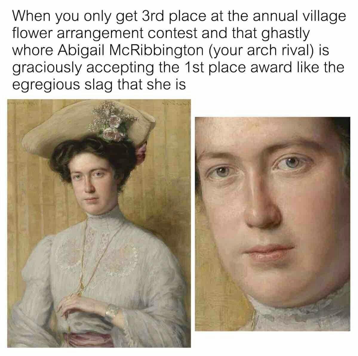 Tsk tsk - meme