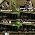 Último meme de Infinity War