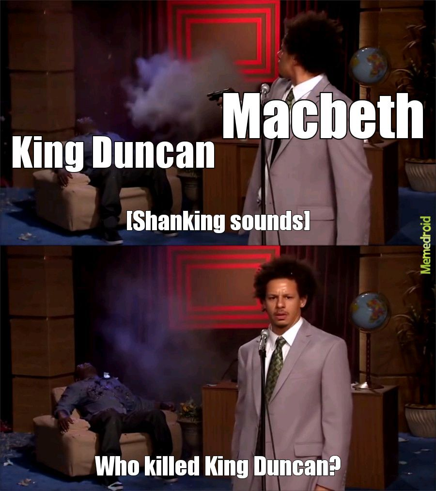 Macbeth - meme
