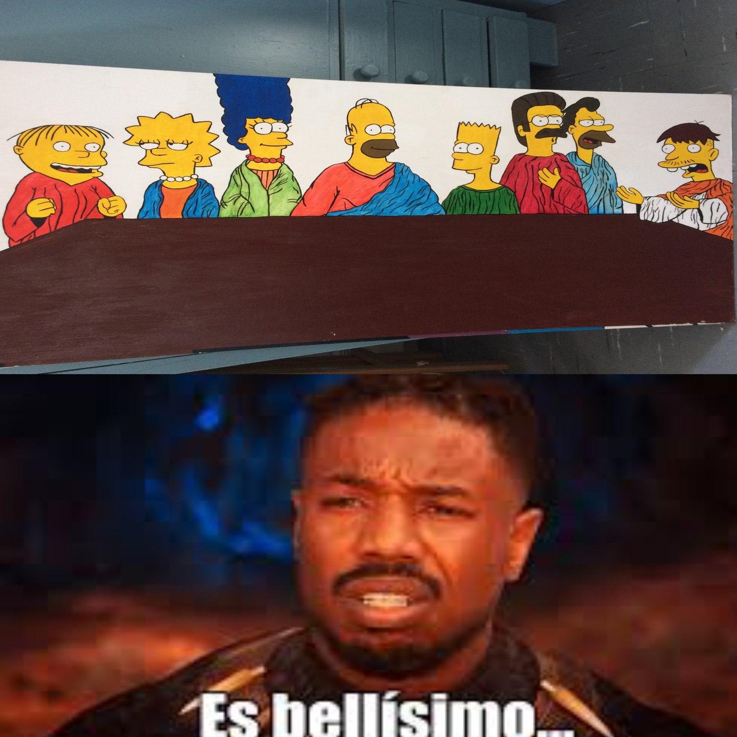 Lo encontré en mi colegio - meme