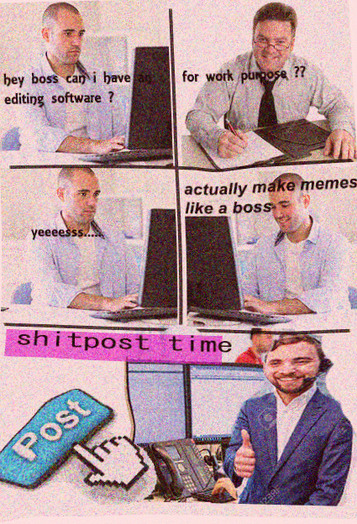 darn it, again.... - meme