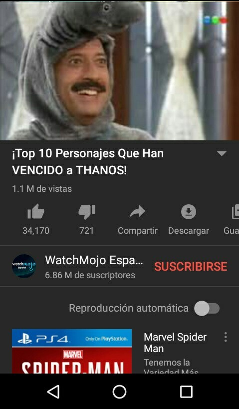 El Pepe Argento - meme