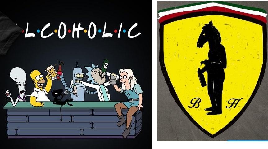 Ferrari-Reservoir Drinkers D - meme