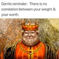 my lord,   fat shaming does work