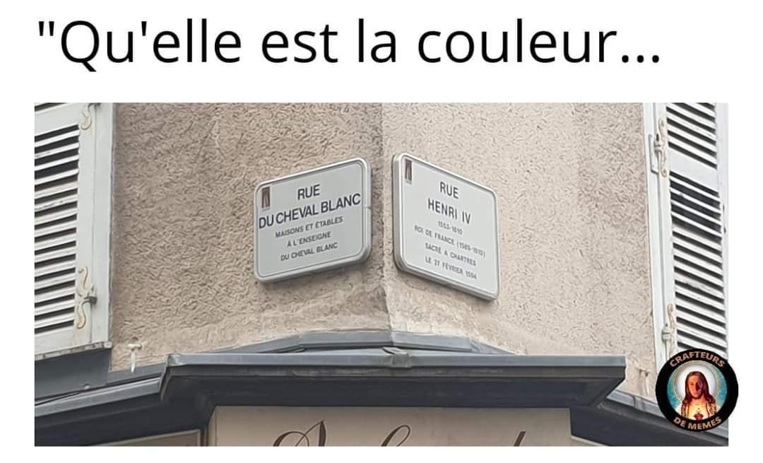 Chartres préfecture d'Eure et loire - meme