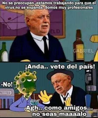 Gines viejo de MIERDA!!! Lenny vs brock - meme