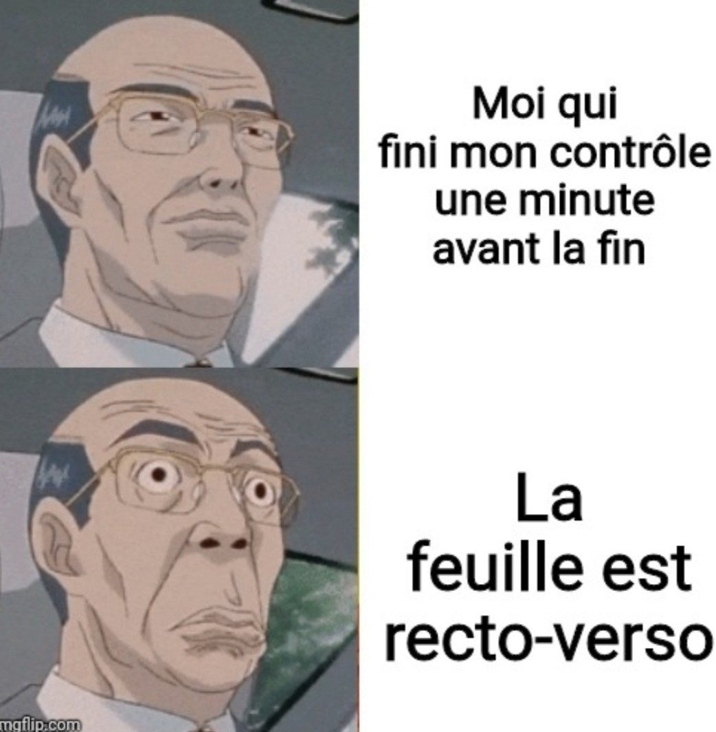 MAIS VOILA MAIS C'ETAIT SUR ENFAIT - meme