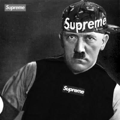 Hitler facha - meme