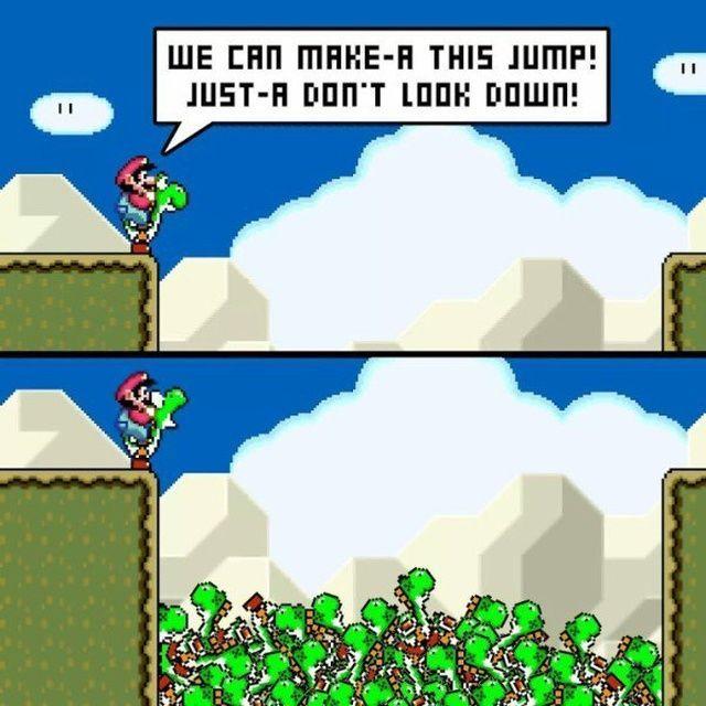 Yoshi ! - meme