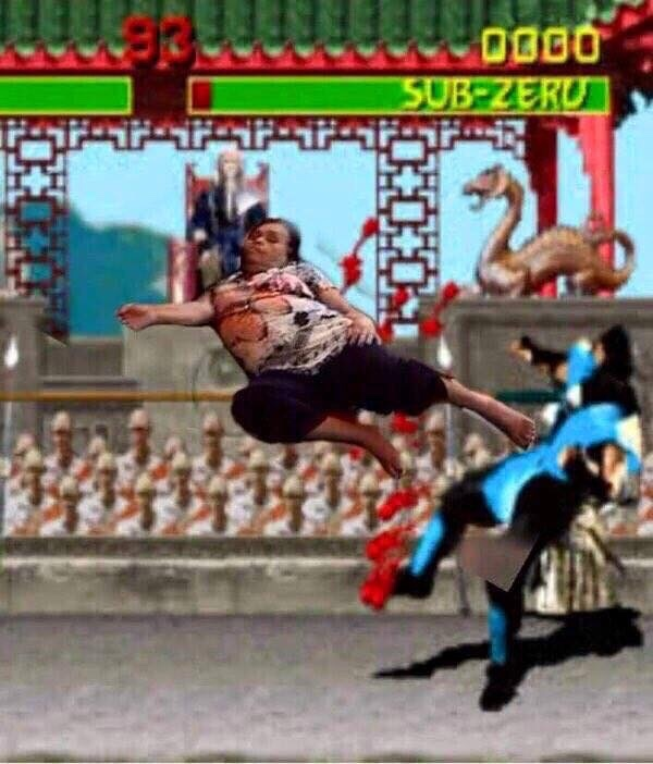 Mortal Combat - meme
