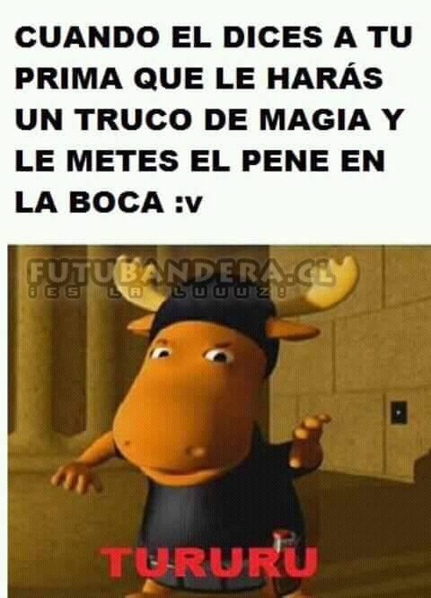 Magia Negra - meme