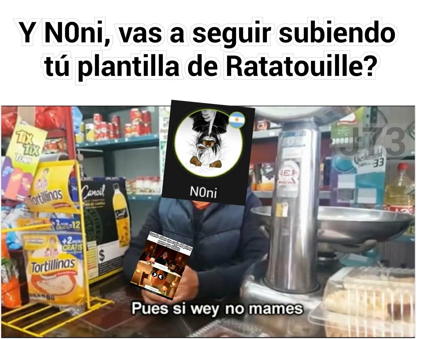 Please N0ni, para - meme