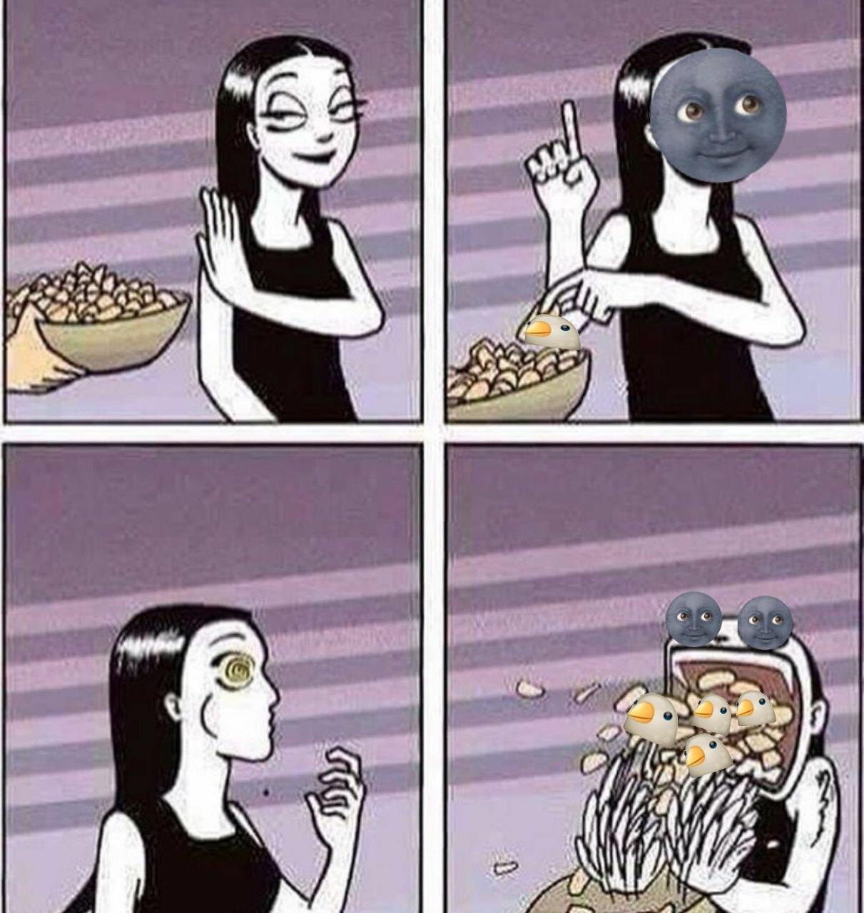 mmmmm....bono sto pikkiono - meme