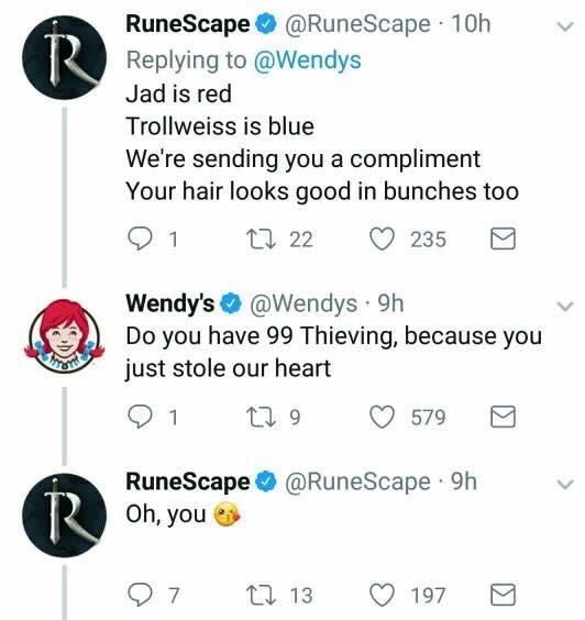 Wendy's > mcdicks - meme