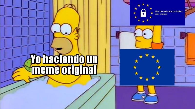 EU... - meme