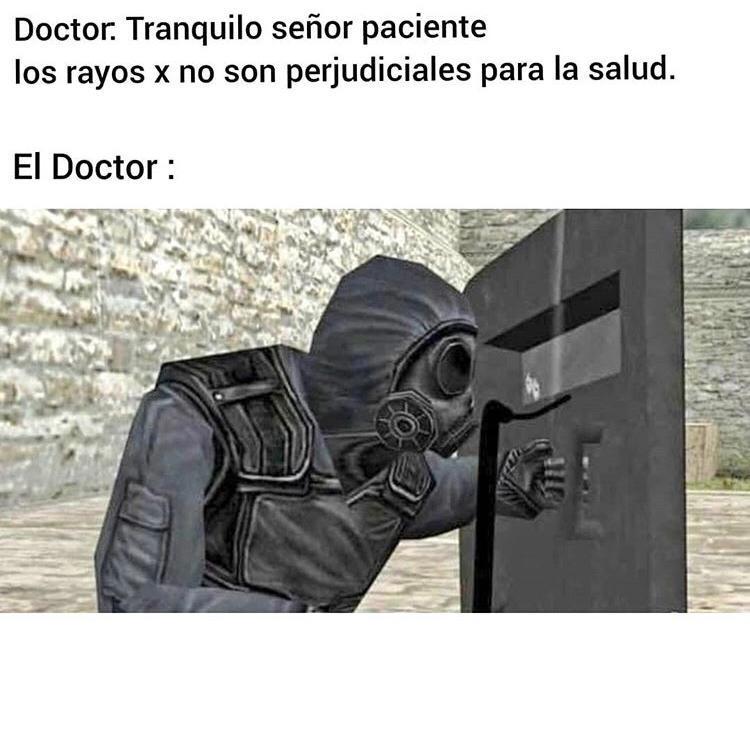 Doctor x - meme