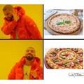 Piezas normales VS pizzas raras