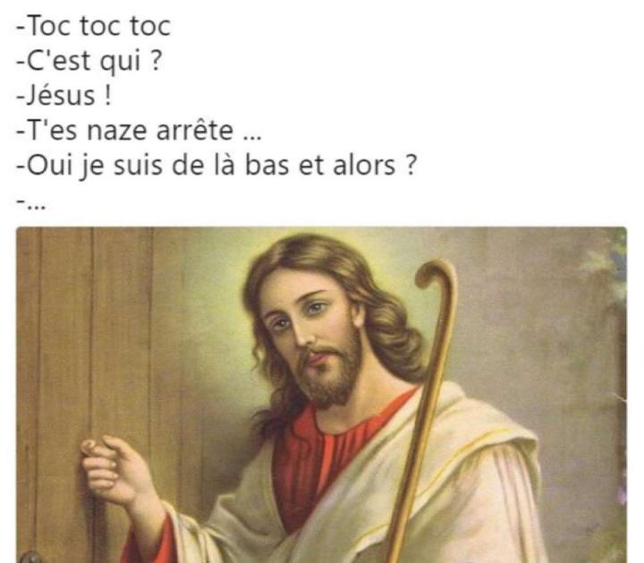 Jésus - meme