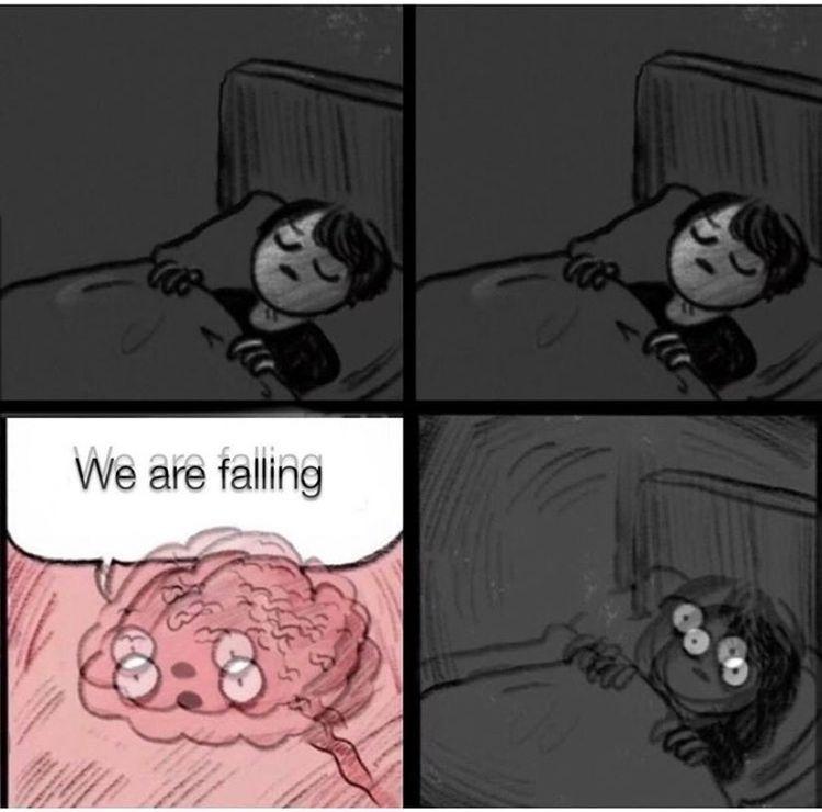 fall - meme