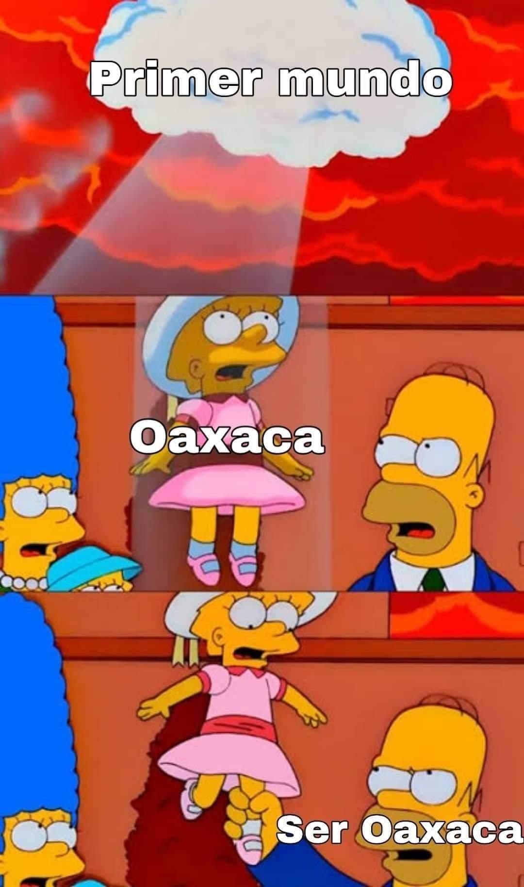 Momento Oaxaco - meme