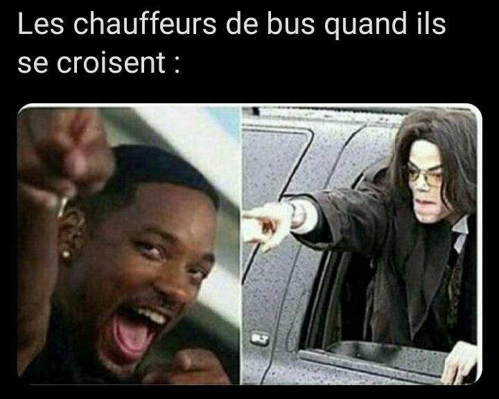 C'est la rue - meme