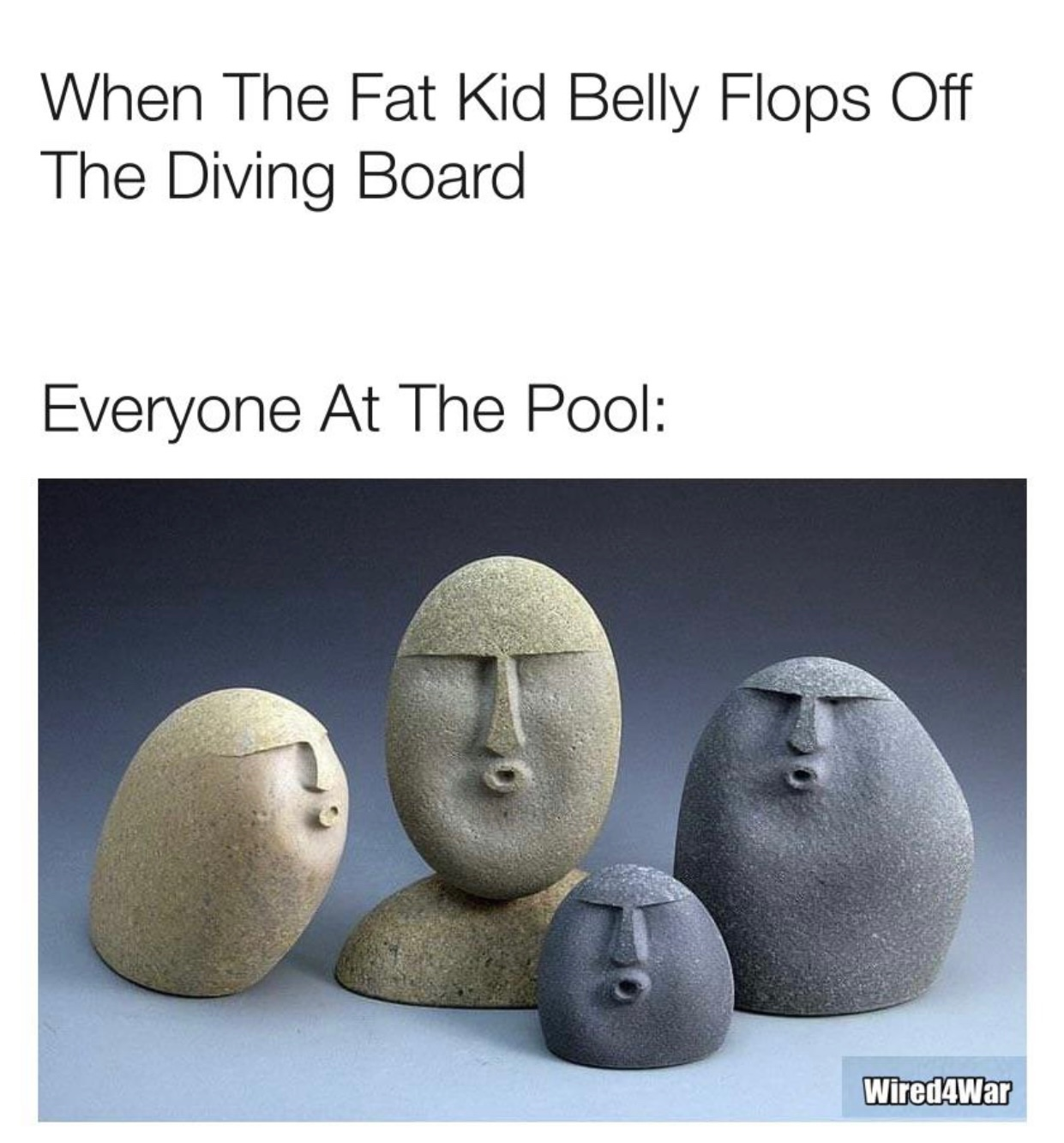 Belly Flop - meme