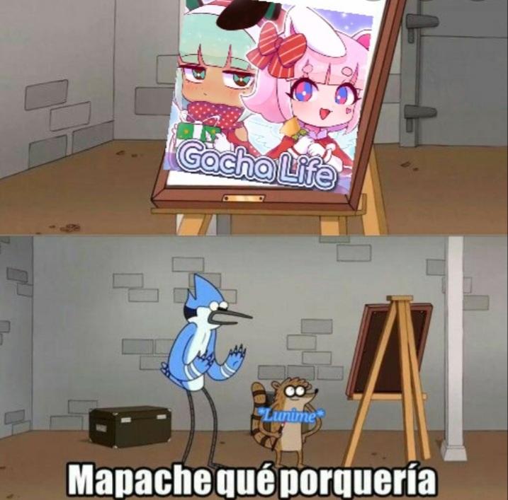 Mierda life XD - meme