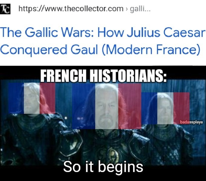 France's long and sordid history of surrendering to other nations - meme