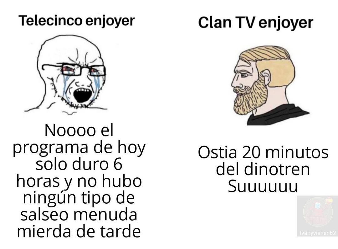 Malditos tertulianos - meme