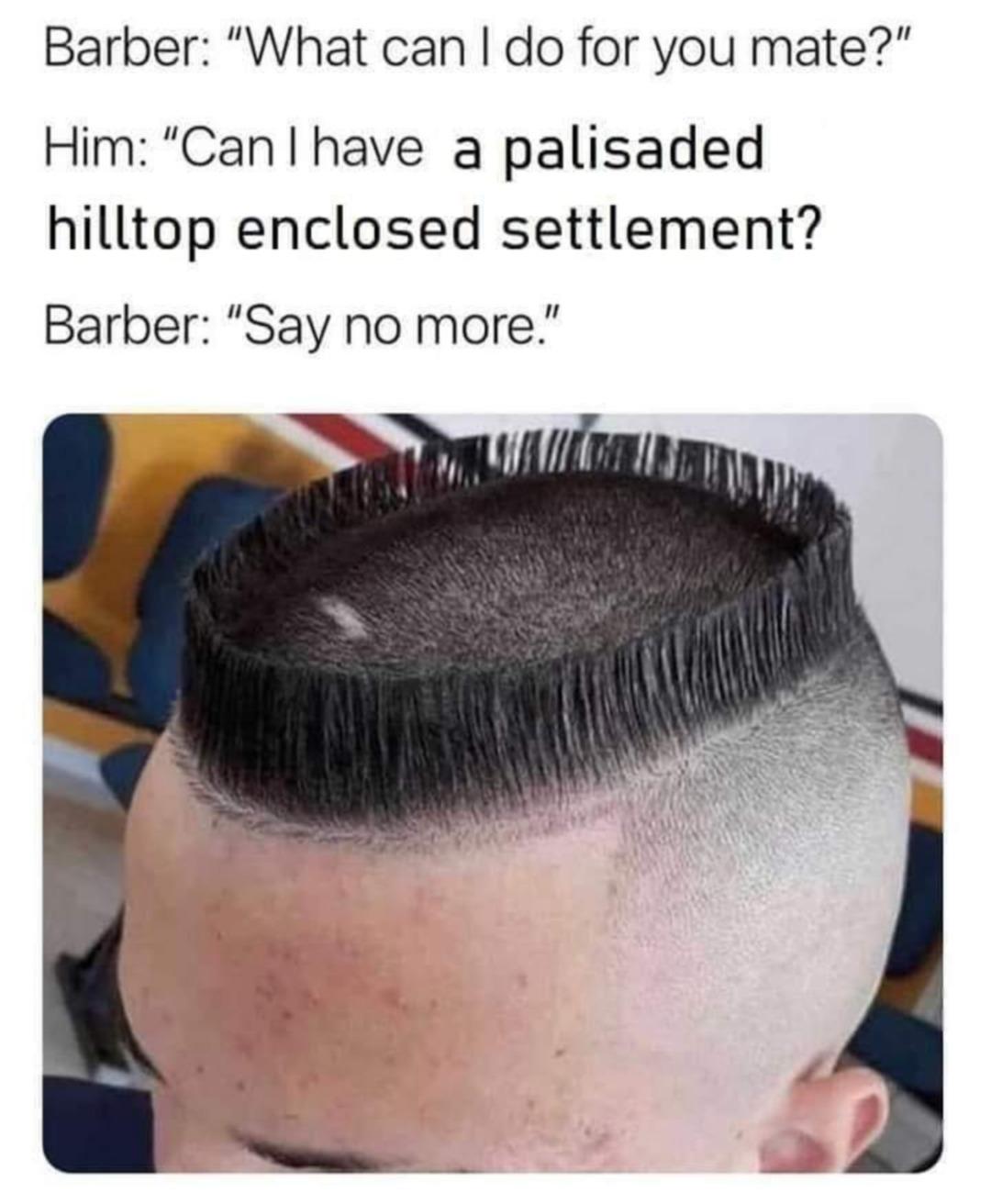 Hair - meme