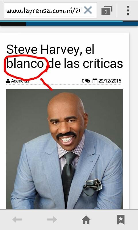 El titulo es racista - meme