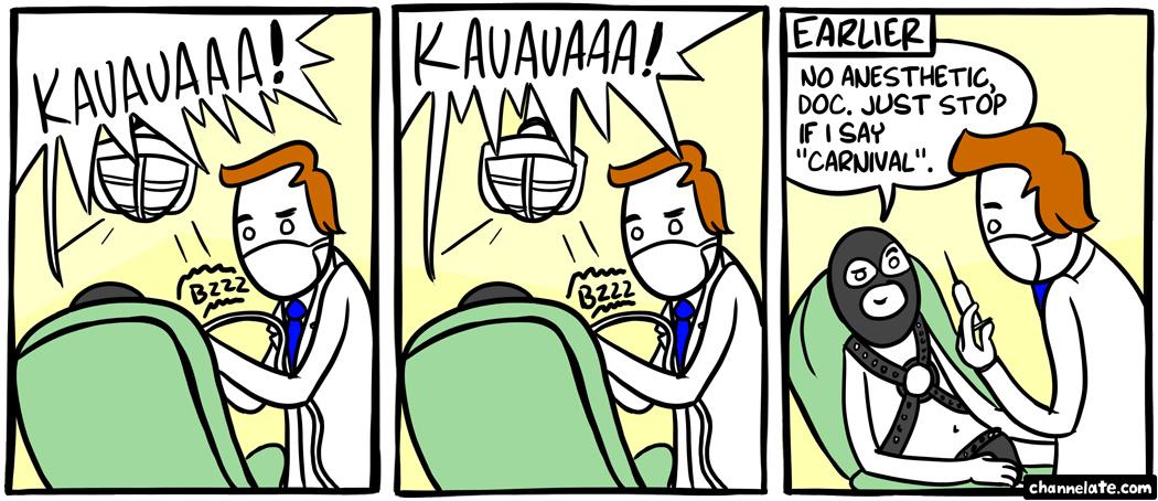 the dentist - meme