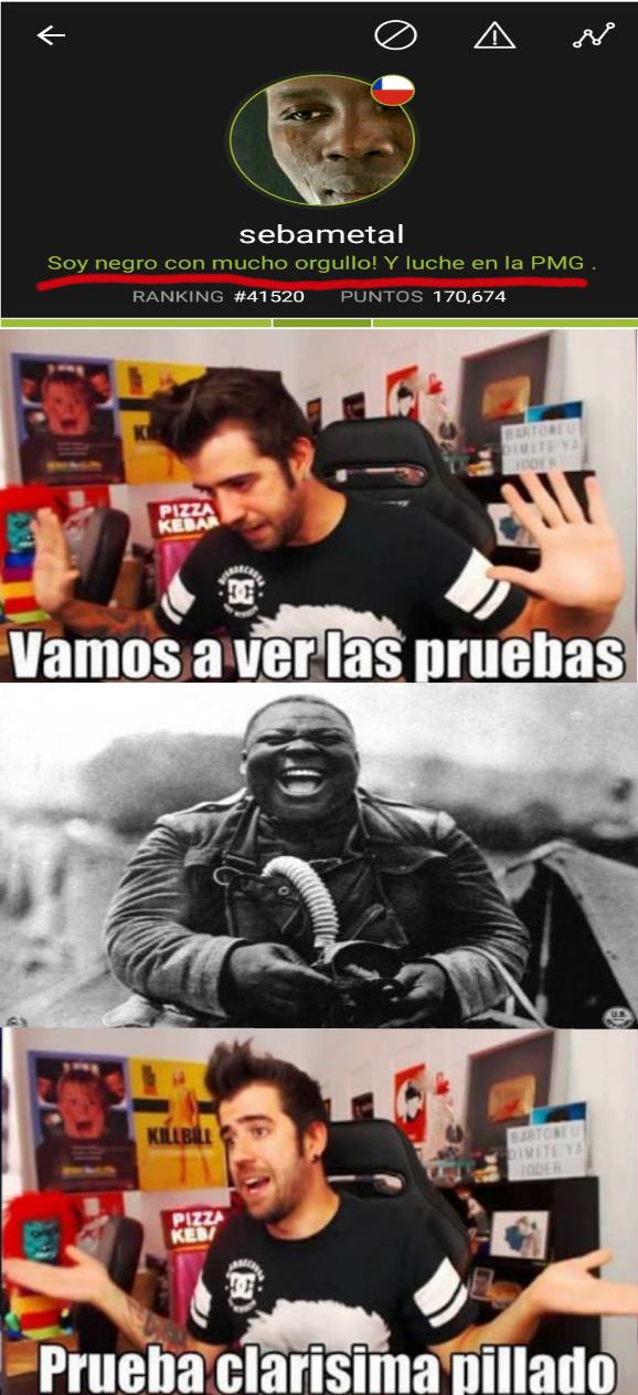 PMG= primera guerra mundial ;) - meme