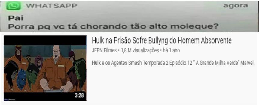 NÃO FAÇAM BULLYING - meme