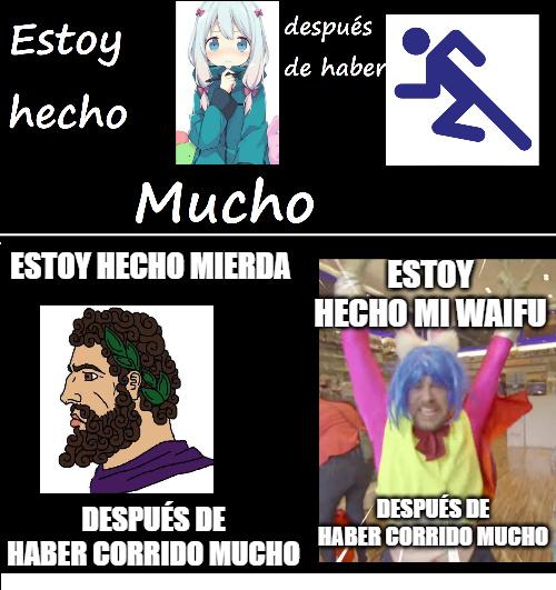 Estoy Hecho - meme
