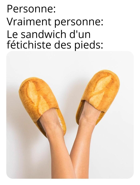 Le pain ne se mange pas - meme