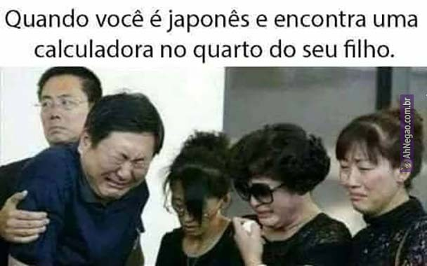 Asiáticos - meme